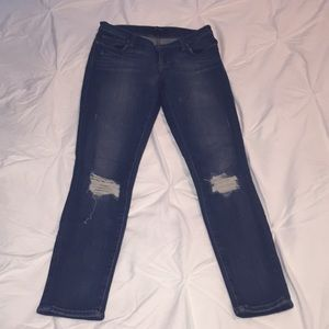 Like NEW Jbrand jeans Capri in misfit as 25